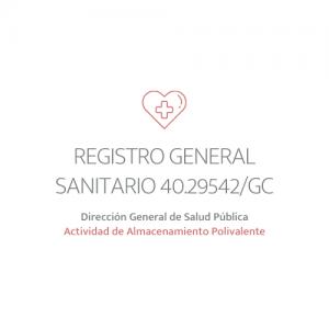Registro General Sanitario